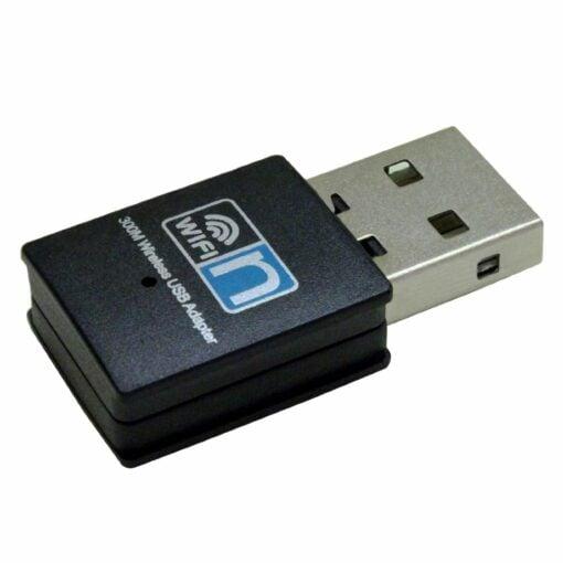 300 MBPS WIRELESS WIFI USB LAN ADAPTER – RASPBERRY PI, MAC, OSX, WINDOWS, LI