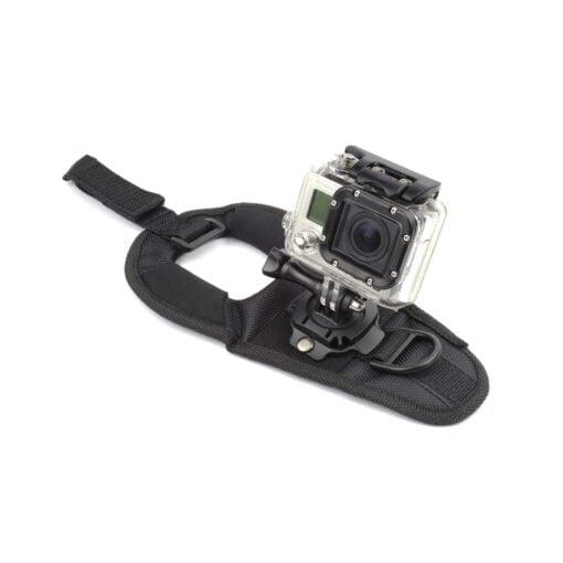 PHI1101912 – 360 Degree Glove Wrist Strap Mount for GoPro SJCAM Action Sports Camera 03