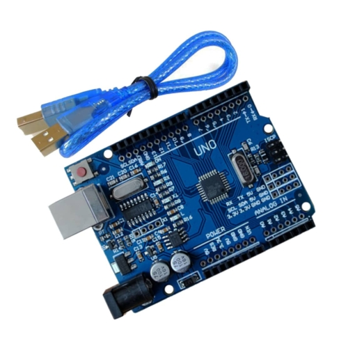 UNO R3 Board ATmega328P CH340G Arduino Compatible with USB Cable