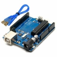 UNO R3 Board MEGA 328P ATMEGA 16U2 Arduino Compatible with USB Cable