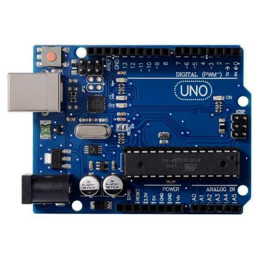 UNO R3 Board MEGA 328P ATMEGA 16U2 Arduino Compatible with USB Cable