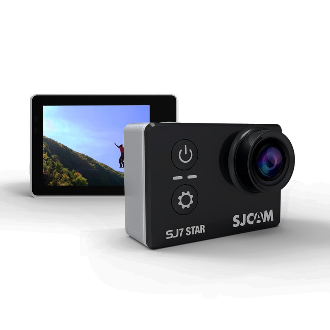 Sjcam Sj7 Star 4k Action Camera Phipps Electronics 0in Ultrahd Kamera