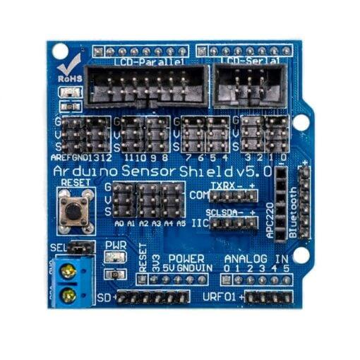 PHI1011880 – Arduino Sensor Shield Expansion Board – V5.0 02