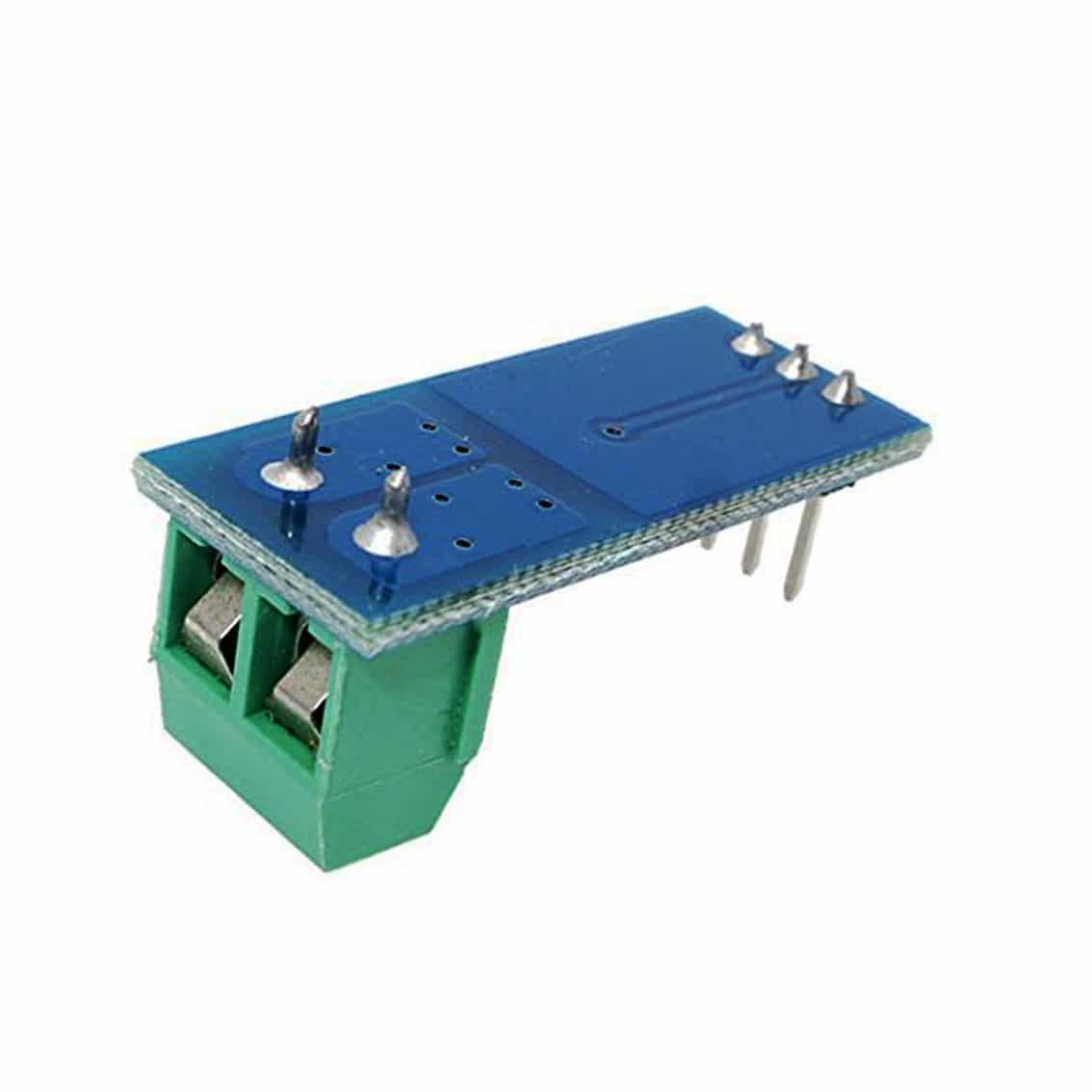 30A Range Current Sensor Module - ACS712 ACS712T ACS712TELC-30A - Phipps  Electronics