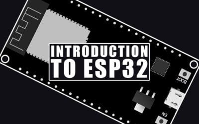 Introduction To ESP32