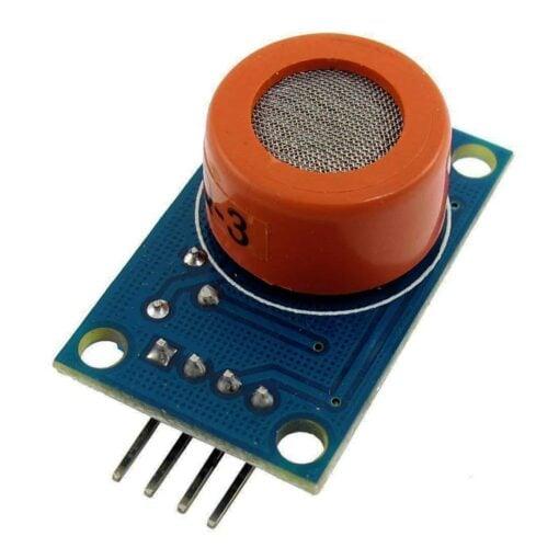 Analogue Alcohol Ethanol Sensor (MQ3)