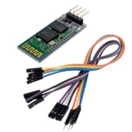 JY-MCU Bluetooth Wireless Serial Port Master Module (HC-06)