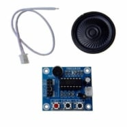 Voice Recorder and Playback with Speaker (ISD1820)