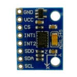 GY-291 ADXL345 Triple Axis Accelerometer