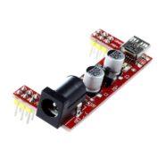 Breadboard Power Supply Module 3.3V - 5V (Red Wings - MB102)