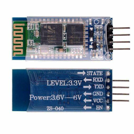 JY-MCU Bluetooth Wireless Serial Port Master Module (HC-06)