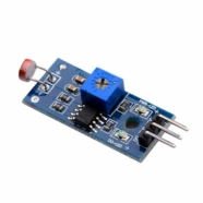Photosensitive Resistance Sensor Module - LM393