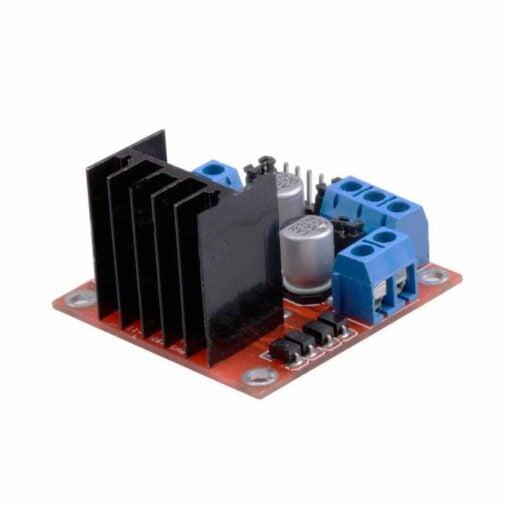 L298N Dual Motor Controller H-Bridge Driver Module