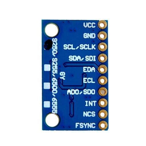 MPU9250 9-Axis Motion Sensor Module – Accelerometer, Gyroscope, Compass, Motion