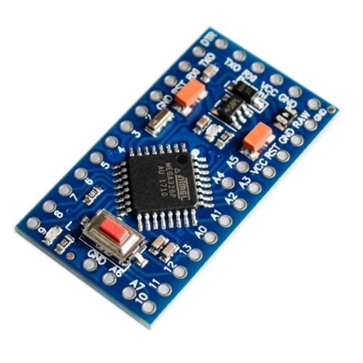 Arduino Compatible Pro Mini ATMEGA328P Board