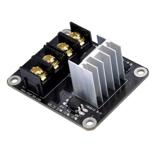 Heat Bed Power Expansion Board Module