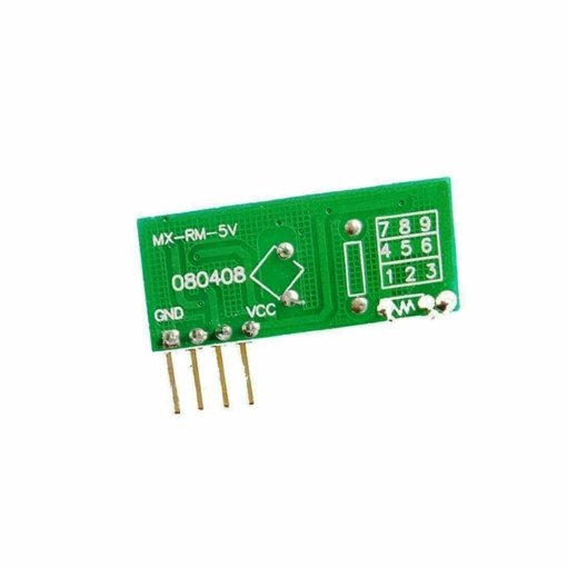 MX-05 433MHz Wireless Receiver Module