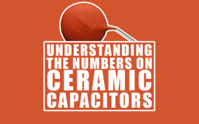 Understanding The Number on Ceramic Disc Capacitor's