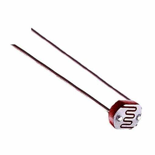 MG5539 Photoresistor / Light Dependent Resistor (LDR) – Pack of 10