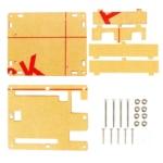 PHI1011827 – UNO R3 Case -Transparent Acrylic Enclosure 03