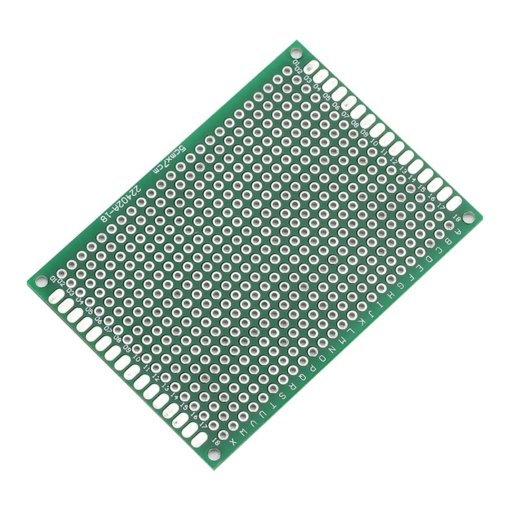 PHI1061829 – 432 Point Prototype PCB Breadboard 5 x 7cm – Pack of 3 02