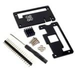 PHI1021970 – Raspberry Pi Zero W Black Case with GPIO Header Pins and Heat Sink 02