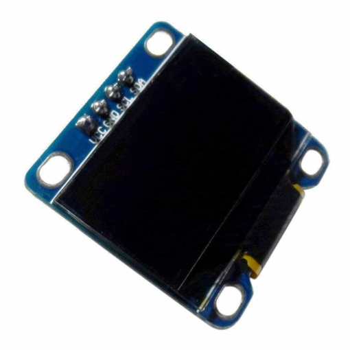 PHI1071982 – 0.96 Inch White OLED Serial Display Module – 128 x 64 02