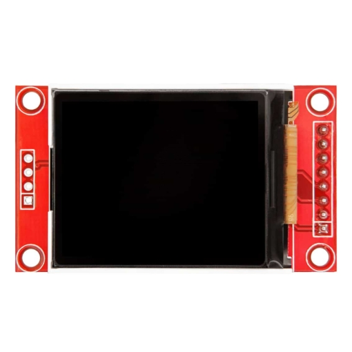 PHI1072026 – 1.8 TFT LCD Display Module – 128px x 160px 03