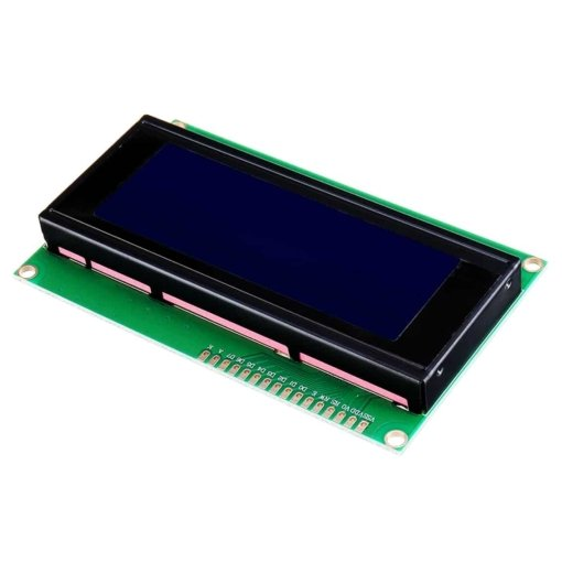 PHI1072032 – 20×4 Character LCD Display Module with LED Backlight – White on Blue 03
