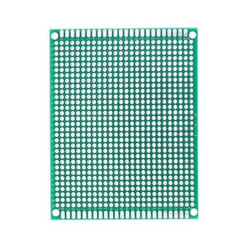 PHI1062104 – 806 Point Solderable PCB Prototype Breadboard 7cm x 9cm – Pack of 3 02