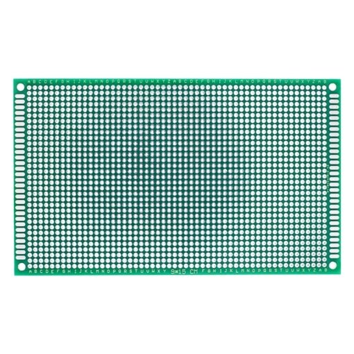 PHI1062106 – 1782 Point Solderable PCB Prototype Breadboard 9cm x 15cm – Pack of 3 02