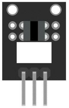 Figure 1: KY-010 Photo Interrupter Module