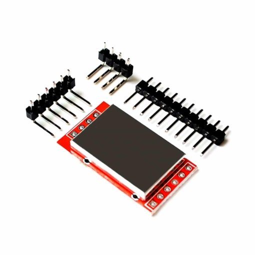 PHI1072117 – HX711 Load Cell Amplifier 24-Bit Analog to Digital Weighing Sensor with Metal 04