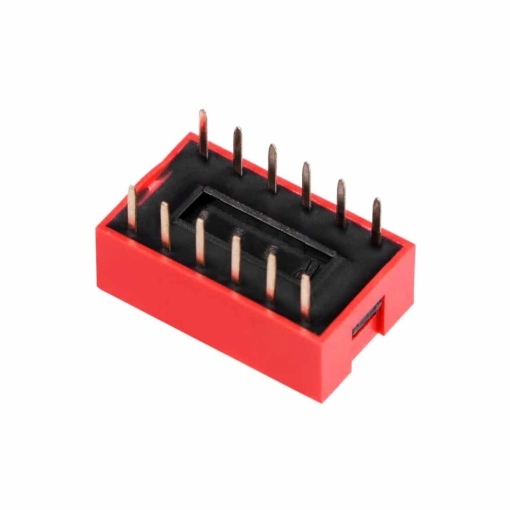 PHI1052132 – 6 Position DIP Switch – Pack of 5 03