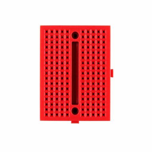 PHI1062281 – SYB-170 Red Mini Solderless Prototype Bread 03