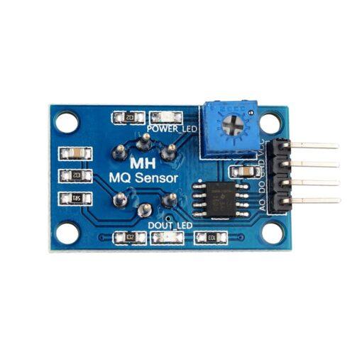 PHI1072199 – MQ-135 Air Quality Gas Sensor Module 02