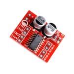 PHI1072201 – 2 Way DC Dual H-Bridge Motor Driver Module – L298N 02