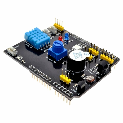 PHI1012274 – DHT11 LM35 Temperature Humidity Sensor Expansion Board 02