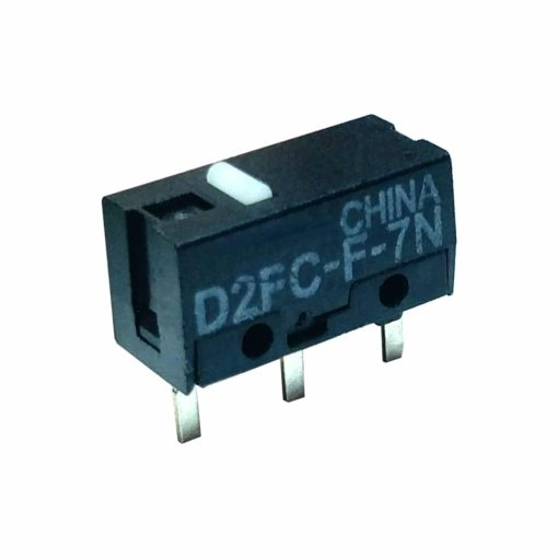 PHI1052301 – D2FC-F-7N 3 Pin Micro Switch – Pack of 5 02