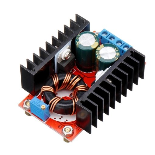 PHI1072209 – 150W DC-DC 6A Step Up Boost Converter – 10-32V to 12-35 02