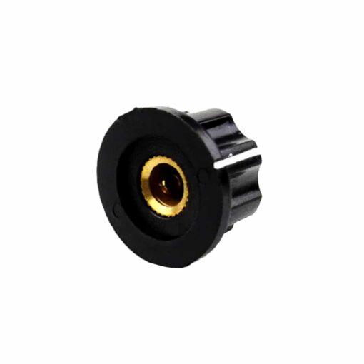 PHI1062174 – MF-A02 Potentiometer Bakelite Screw Knob – Pack of 10 02