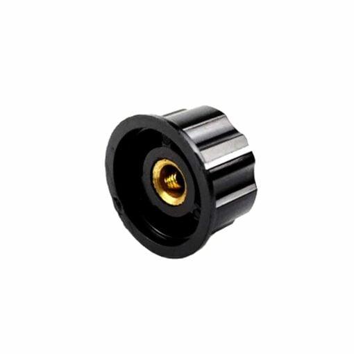 PHI1062175 – MF-A03 Potentiometer Bakelite Screw Knob – Pack of 10 02
