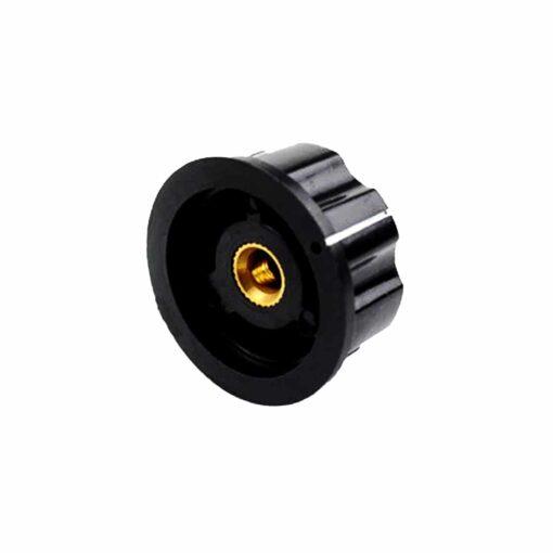 PHI1062176 – MF-A04 Potentiometer Bakelite Screw Knob – Pack of 10 02