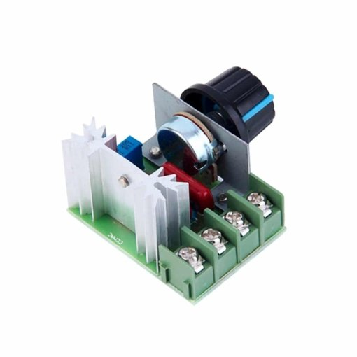 PHI1072189 – 2000W Adjustable Silicon Controlled Regulator – SCR 02