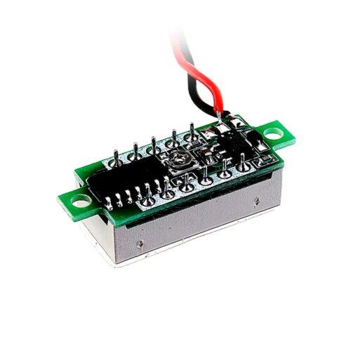 PHI1072191 – 0.28 Inch Blue Digital DC Voltmeter – 2.5V – 30V Range 03