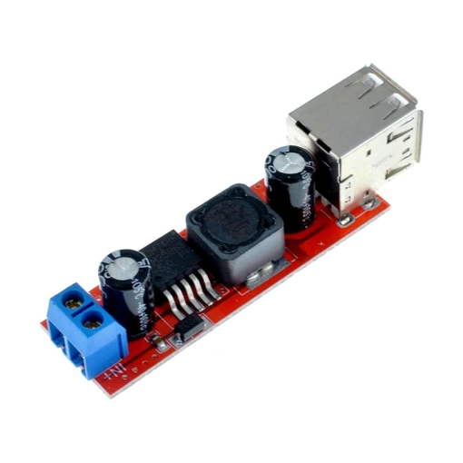 PHI1072219 – DC-DC Dual USB Step Down Power Converter Module 02