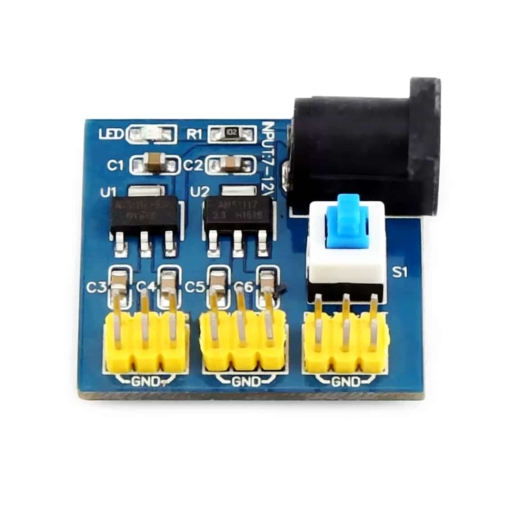PHI1072225 – DC-DC Multi Output Step Down Power Supply Mod 03