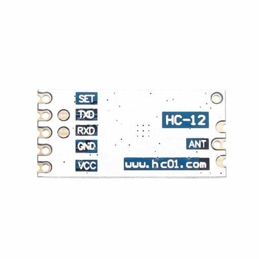 PHI1072230 – 433MHz HC-12 SI4463 Wireless Serial Port Module 02