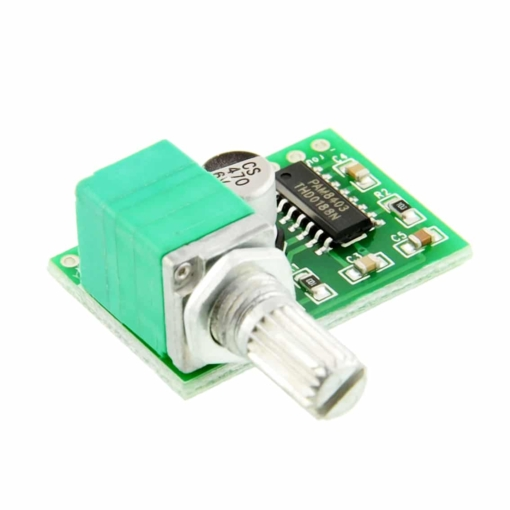 PHI1072233 – PAM8403 Audio Amplifier Module Board with Potentiometer 02