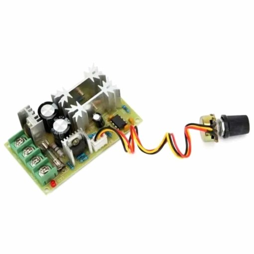 PHI1072238 – DC PWM Motor Speed Controller – 10-60V 20A 1200W 02